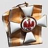 Grafen von der Asseburg - Roter Adler Orden - Kreuz der 3. Klasse des Modells 1810