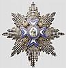 Orden des Heiligen Sava - Bruststern der Großoffiziere (2. Klasse)