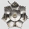 Kaiserlich osmanischer Mecidiye-Orden - Bruststern der 2. Klasse