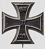 Eisernes Kreuz 1914 - Reduktion des Kreuzes 1.Klasse