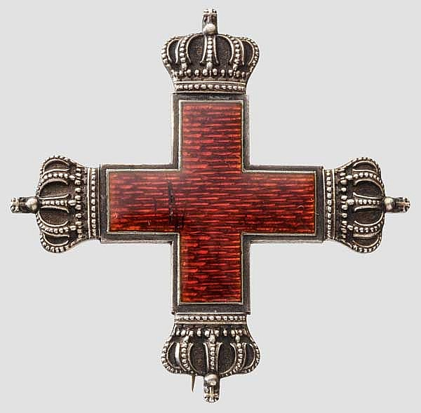 Rote-Kreuz-Medaille I. Klasse