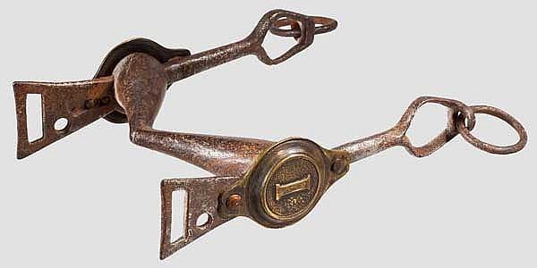Kandare für Kürassier-Pferde