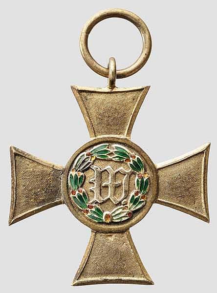 Dienst-Ehrenzeichen 1. Klasse