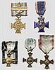 Michaelsorden - Kreuz 4. Klasse (ohne Krone) 1910