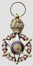 Orden der Rose (Imperial Ordem da Rosa) - Komturdekoration
