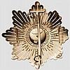 Krupp-Direktor Carl Menshausen - Königlich spanischer Militärverdienstorden 3. Klasse in Fernandez-Fertigung 1893