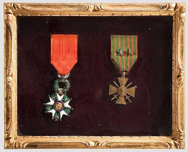 Auszeichnungsgruppe Ehrenlegion