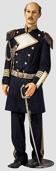 Wachsfigur des Prinzen Heinrich von Preußen