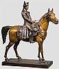 Louis Marie Morise (1818 -1883) - Napoleon I. Bonaparte zu Pferde