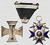 Militär Verdienst Orden - Kreuz 4. Klasse mit Schwertern in Hemmerle-Fertigung
