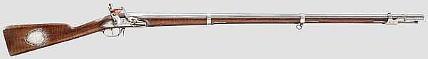 An award musket, dated 1817