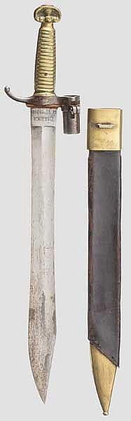 Säbelbajonett, Toledo 1866