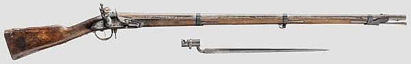 Infanteriegewehr, ähnlich dem frz. M 1777
