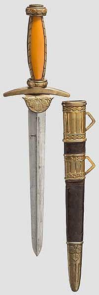 Dolch M 39 für Beamte des Protektorates Böhmen und Mähren