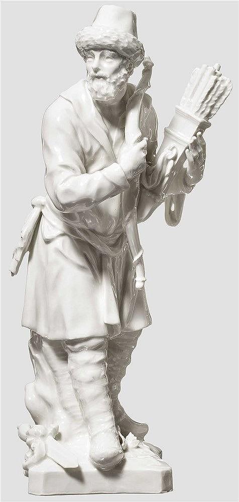 A significant porcelain figure