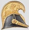 Helm M 1905 für Offiziere der Dragoner