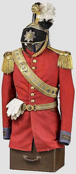 A uniform for a member of the