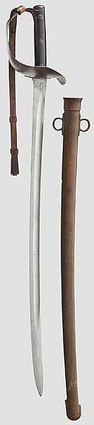 Säbel M 1899 für Mannschaften der Kavallerie