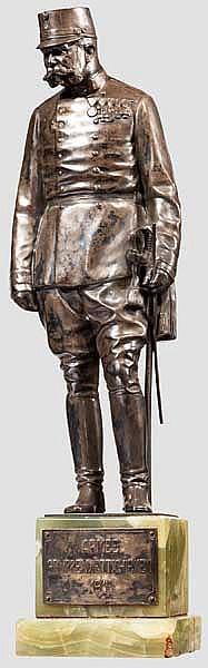 Kaiser Franz Joseph I. von Österreich - Schießpreis 1914