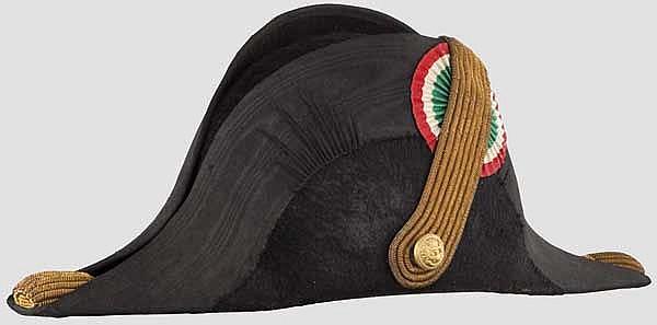 Zweispitz der Marine im Koffer, 1. Hälfte 20. Jhdt.