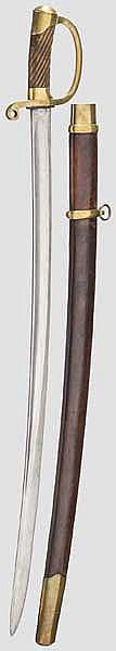 Schaschka für Mannschaften der Dragoner M 1881