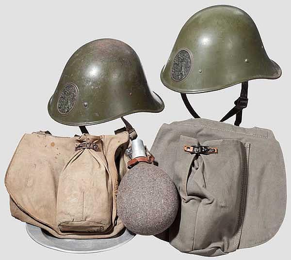 Gruppe Ausrüstung niederländische Armee