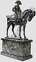 Rudolf Kaesbach (1873 - 1955) - Friedrich der Große,, Rudolf Kaesbach, Click for value
