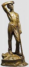 Peter Tereszczuk (1875 - 1963) - Junger Wanderer