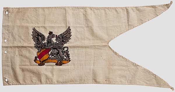 Lanzenflagge für Unteroffiziere