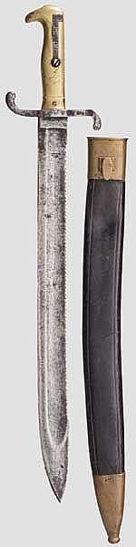 Pionierfaschinenmesser M 65/71