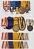 Major Carl Grundtmann (1860 - 1909) vom 1. Unter-Elsässischen Infanterie-Regiment Nr. 132 - Auszeichnungen, Fotos und Dokumente