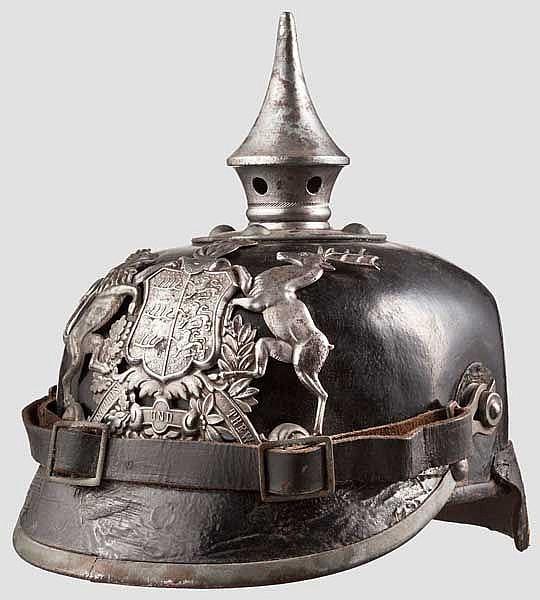 Helm M 15 für Mannschaften der Infanterie