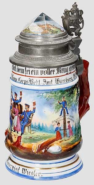Bayern - 2. Comp./Kgl. Bayr. Corps Bekl.-Amt Würzburg 1902-04