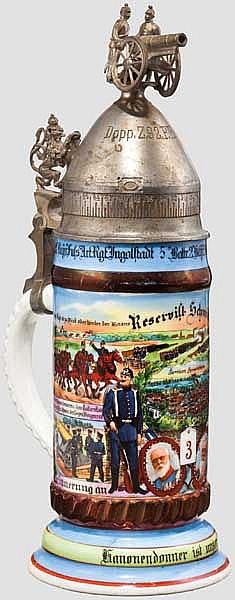 Reservistenkrug - Königlich Bayerisches 2./3. Fußartillerie-Regiment