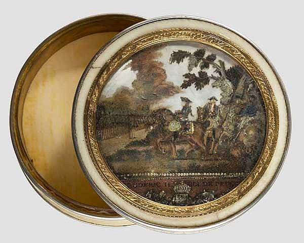 Friedrich II. (1712 - 1786) - Tabakdose