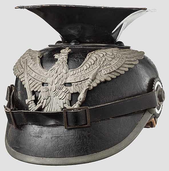 Tschapka M 1916 für Mannschaften der Garde-Ulanen-Regimenter