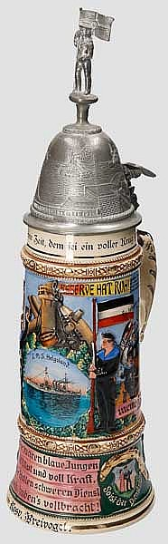 Kaiserliche Marine - S.M.S. Helgoland 1910-13