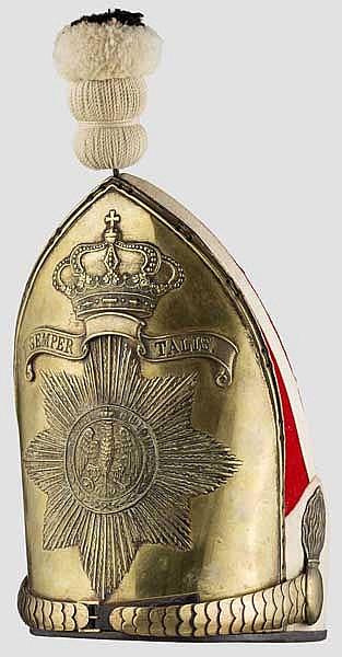 Grenadiermütze M 1894 für Mannschaften im Kaiser-Alexander Garde-Grenadier-Regiment Nr. 1