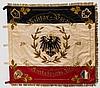 Fahne des Militärvereins des Unterbezirks Brügge