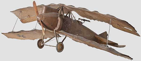 A model of an Albatros C V of the Fliegerabteilung 267 (Art)