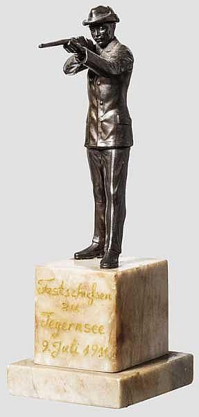 Ludwig Thoma (1867 - 1921) - Stiftung zum Festschießen in Tegernsee 1911