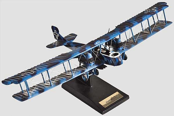 A DH 006 – Gotha G.V. model
