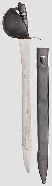 Entermesser M 1852 der preußischen Marine