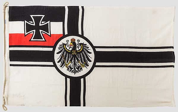 Reichskriegsflagge der Kaiserlichen Marine
