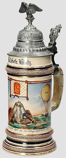 Preußen - Königl. Luftschiffer-Abteilung 1899-1901