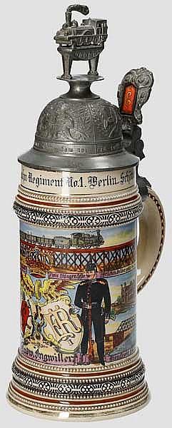 Preußen - 6. Comp./Königl. Eisenbahn Regiment No.1 Berlin-Schöneberg