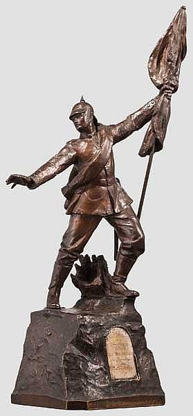 Offiziersgeschenk des 8. Rheinischen Infanterie-Regiments Nr. 70