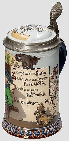 Mettlach-Krug