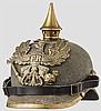 Ersatzhelm um 1915 für Mannschaften der preußischen Infanterie-Regimenter