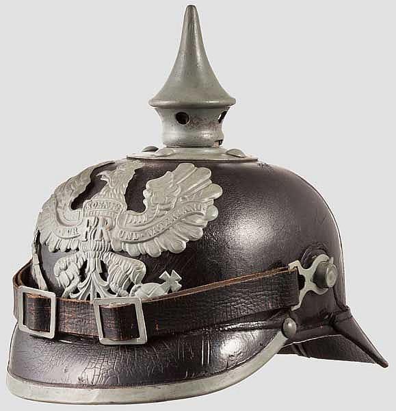 Helm M 1915 für Mannschaften der Infanterie
